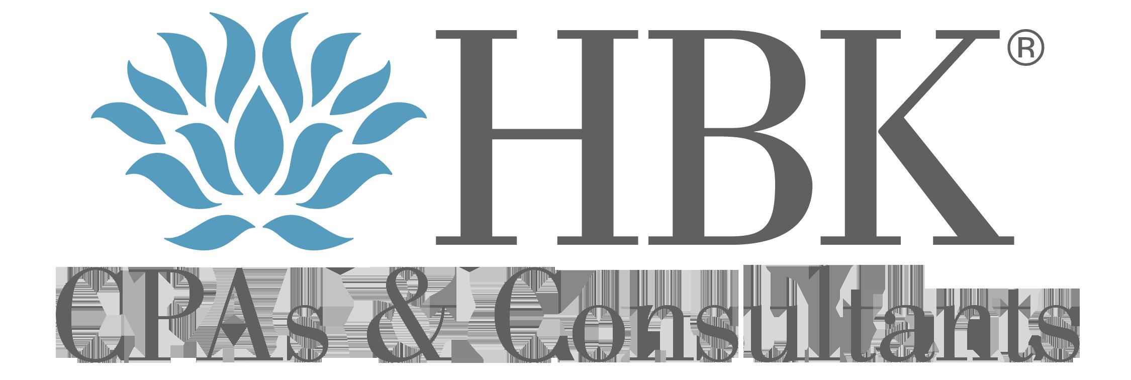 HBK CPAs Consultants logo