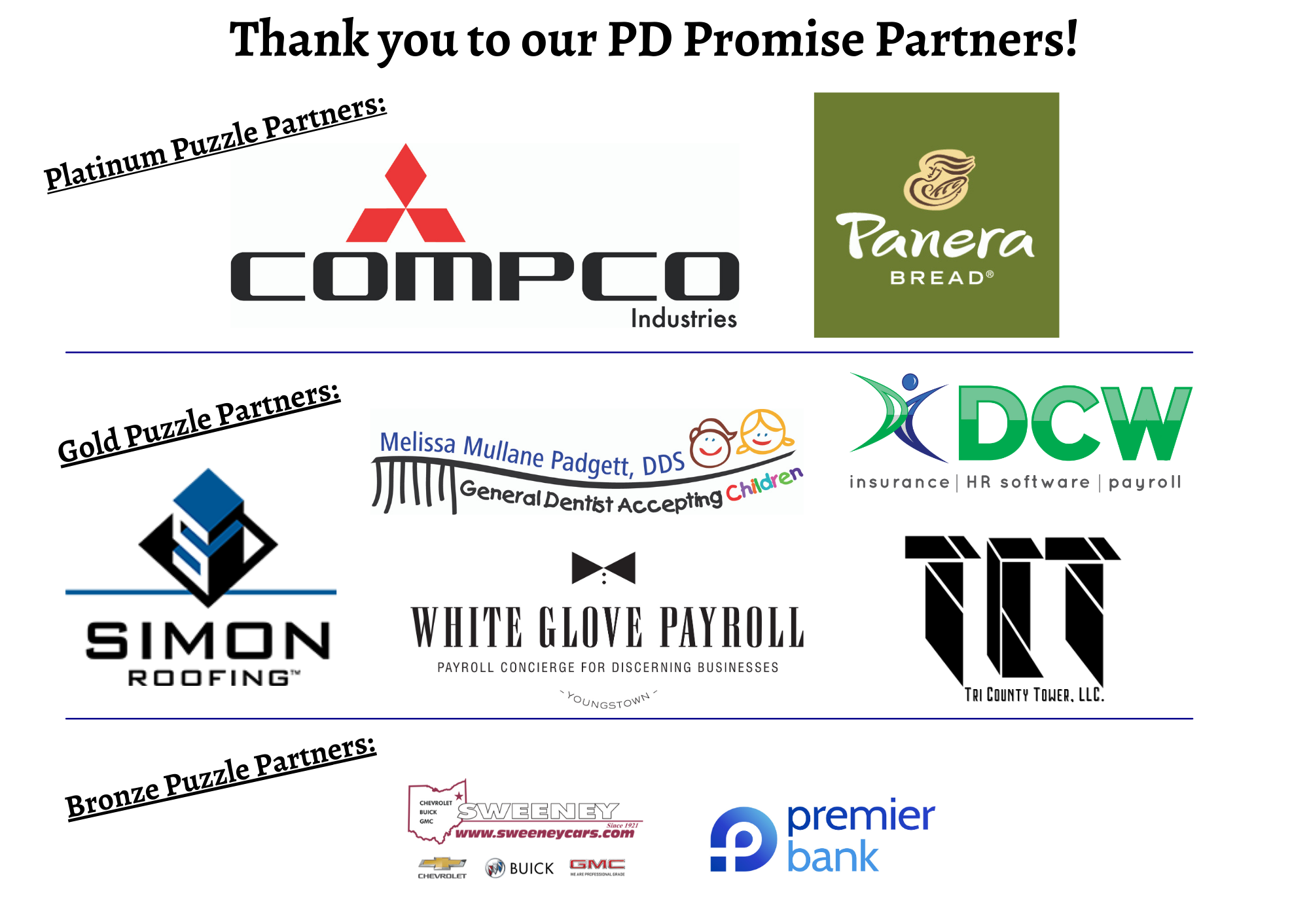 2021 PD PROMISE PARTNERS