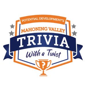 Trivia Logo - With a Twist